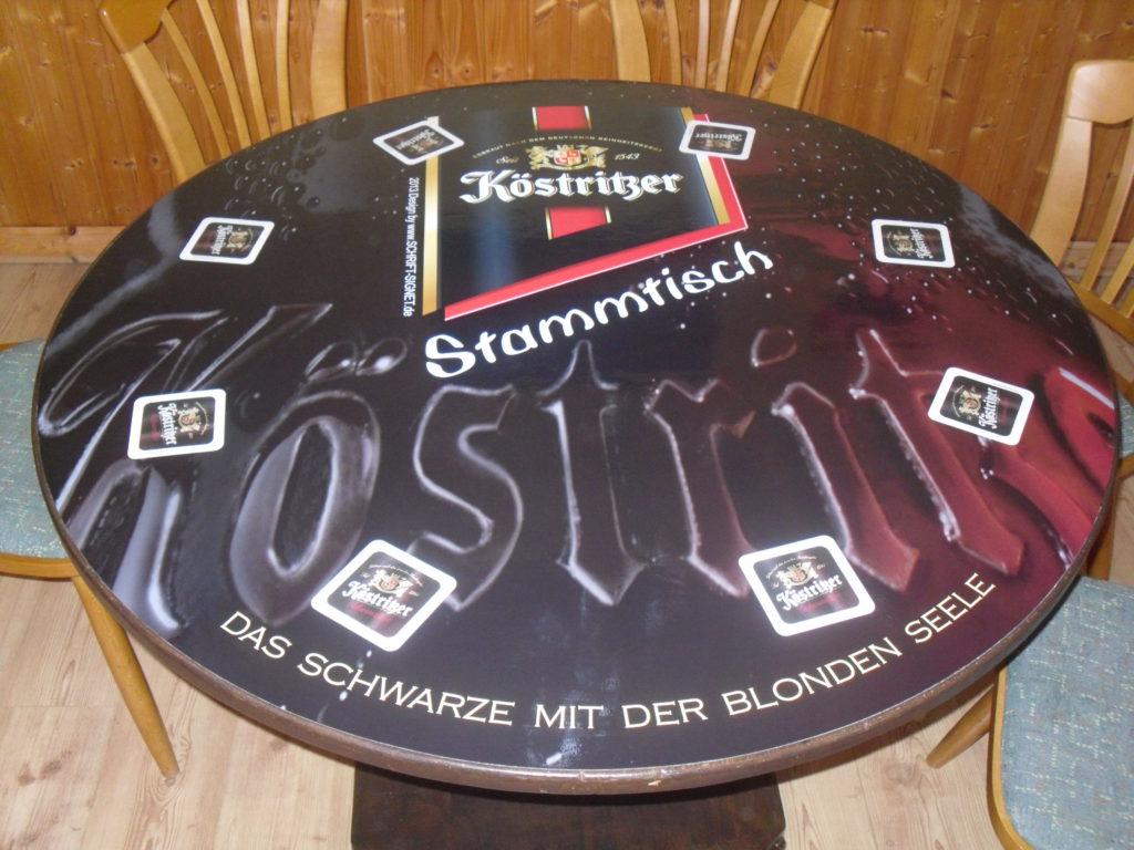 Schneide Stammtisch