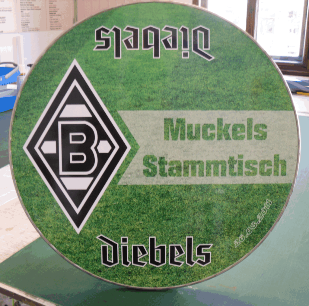 Partytisch Gladbach